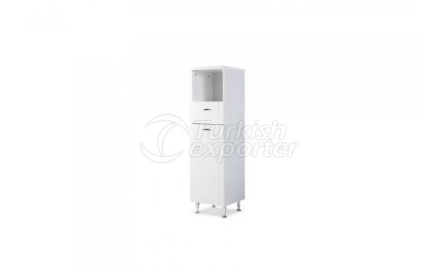 Bathroom Cabinet EKOL-EKOL 10035