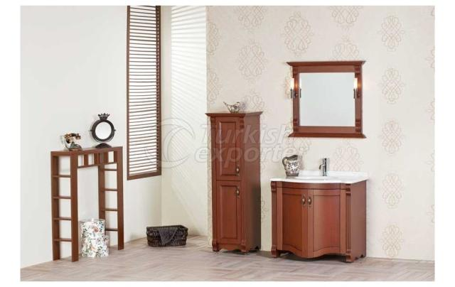 Bathroom Cabinet RUSTİK-RSK 0140