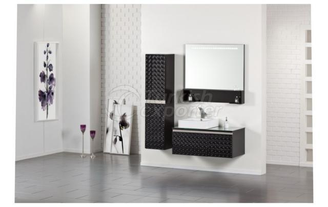 Bathroom Cabinet MOTİF-MTF 62135