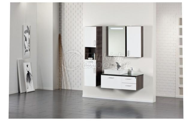 Bathroom Cabinet BERİL-BRL 41135