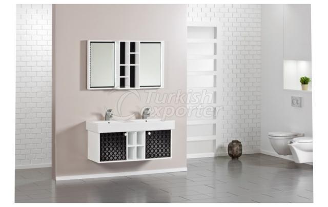 Bathroom Cabinet SOLİD-SLD 68120
