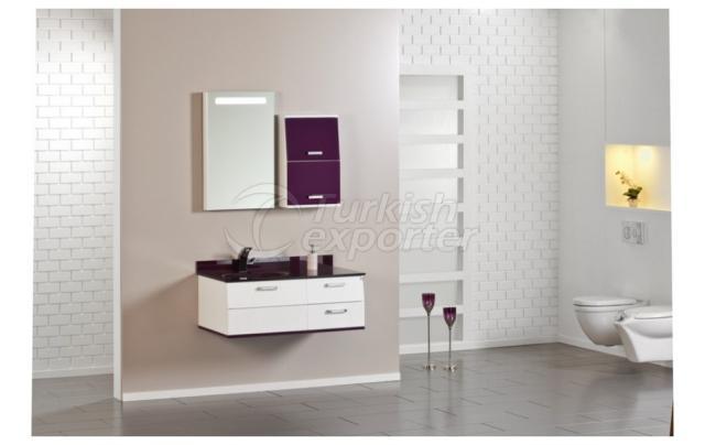Bathroom Cabinet FİORE-FİO 37100
