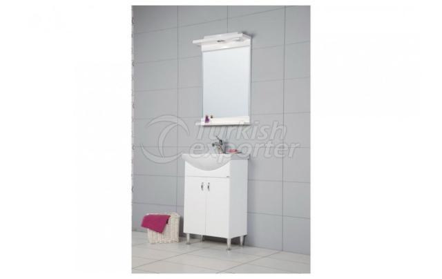 Bathroom Cabinet EKOL-EKOL 10055