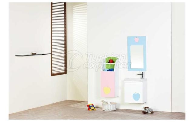 Bathroom Cabinet KİDDY-KDY 15080