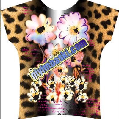 Digital Women Garment Printing