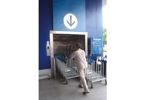 Cargo Elevators