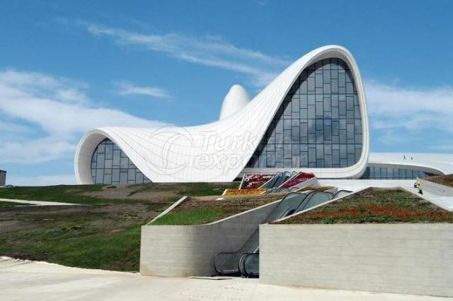 HAYDAR ALIYEV CULTURE CENTER