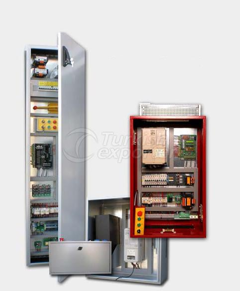 Control Panels-Automation System