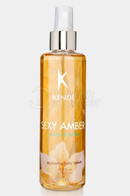 SEXY AMBER FRAGRANCE MIST