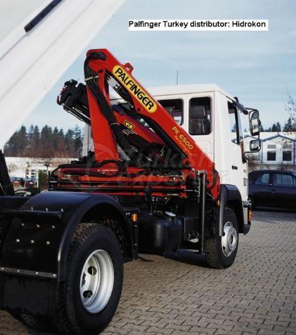 Palfinger Crane PK 6500 Performance