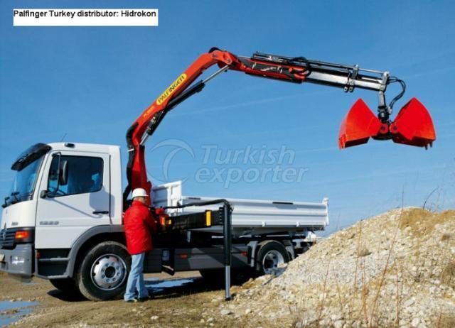 Palfinger Crane PK 8500 Performance