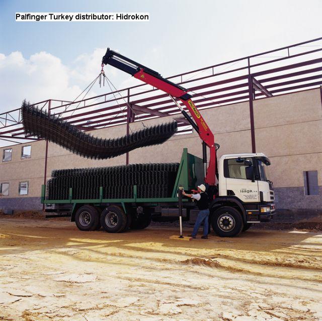 Palfinger Crane PK 15500 Performance