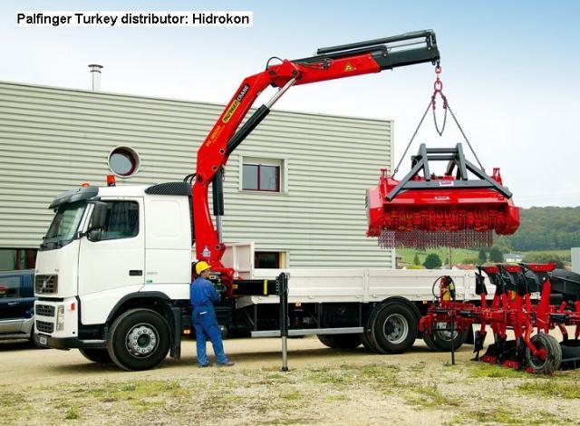 Palfinger Crane PK 18500 Performance