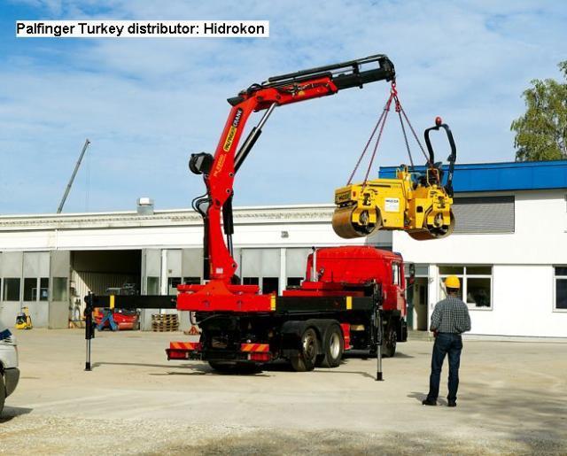 Palfinger Crane PK 23500 Performance