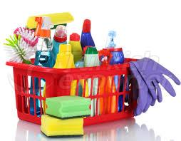 Detergents - Cleaning Materials