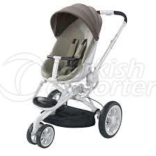 3 Wheel Baby Stroller