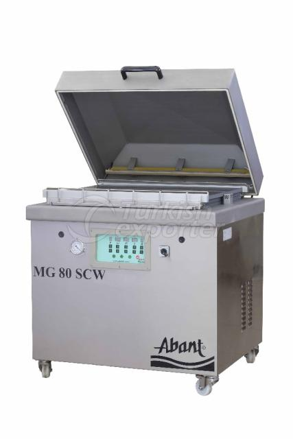 Vacuum Machine MG 80 SCW