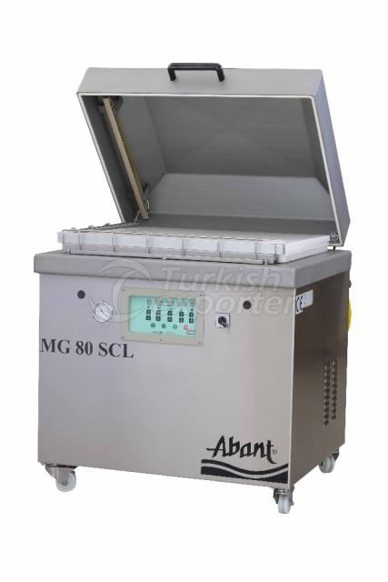 Vacuum Machine MG 80 SCL