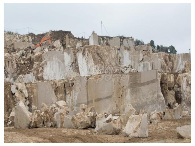 Golden Beige Quarries