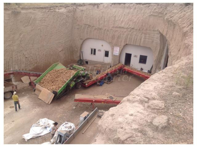 Natural Ground Storages
