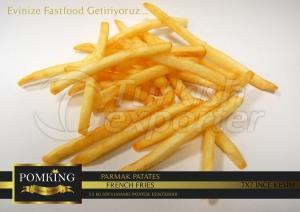 Fine Cut Frozen Potatoes