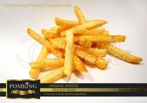 Classic Cut Frozen Potatoes