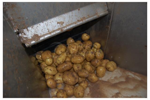 Pomking Potatoes