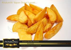Frozen Potato Wedges