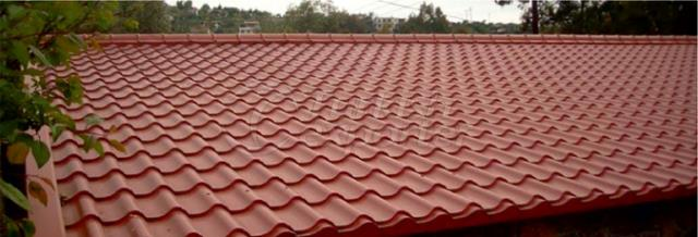 Standard HSM Metal Shingle