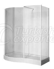 Special Shower Tray Enclosures Priamos Art 702