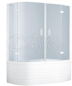 Corner Tub Enclosures Titan Art 100