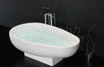 Oval Bathtubs Ikaros