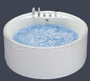 Circular Bathtubs Zeus Daire