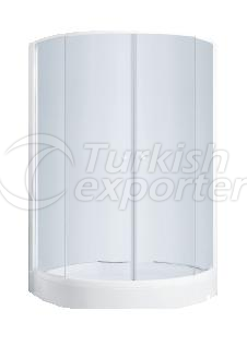 Special Shower Tray Enclosures Allianoi Art 2201