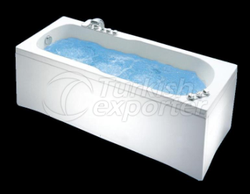 Rectangular Bathtubs Flora