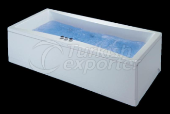 Rectangular Bathtubs Diomedes