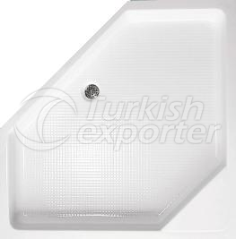 Shower Trays Pentagon