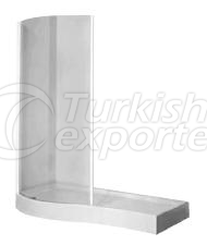 Special Shower Tray Enclosures Priamos Art 701