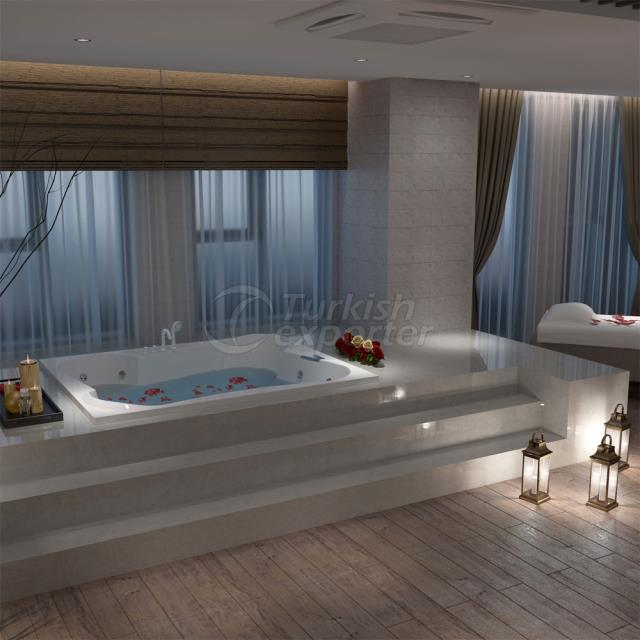 Special Bathtub Troya
