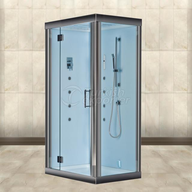 Steam and Massage Shower Systems Erenos