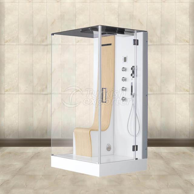 Steam and Massage Shower Systems Kratos