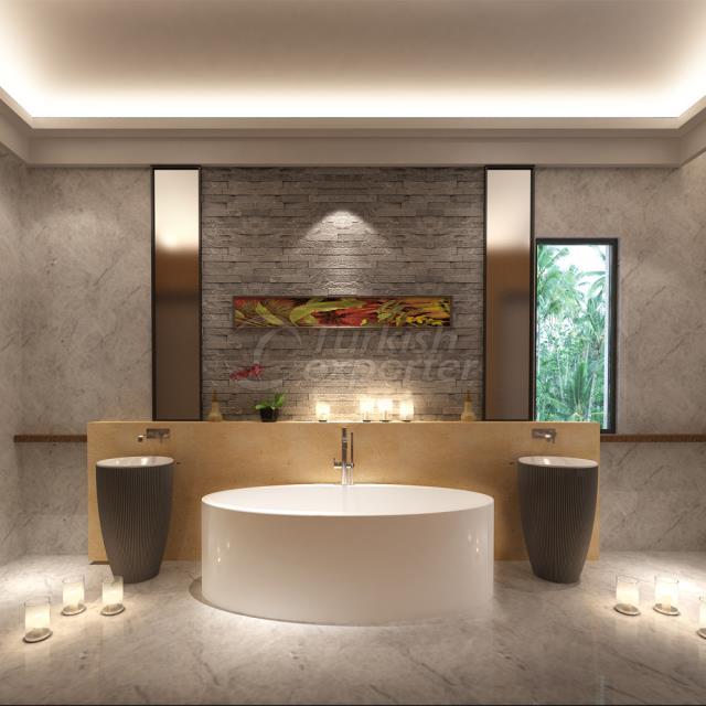 Oval Bathtub Shine