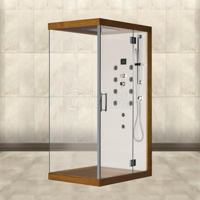 Steam and Massage Shower Systems Febris