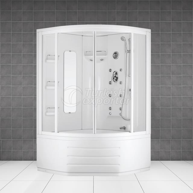 Steam and Massage Shower Systems Athena