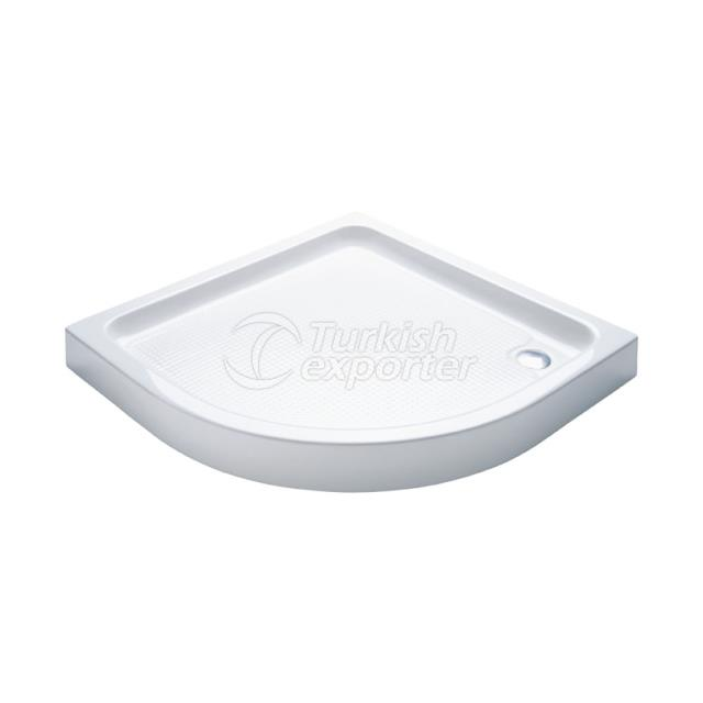 Corner Type Shower Trays