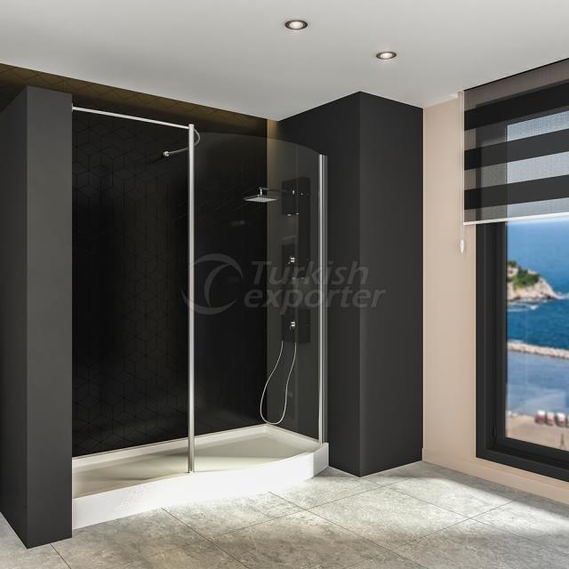Bathtub Enclosure Priamos 375