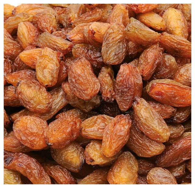 Seedy Raisins