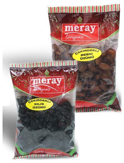 Seedy Raisins