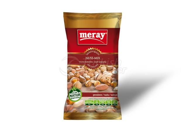 Nut Mixture Salted 85 g