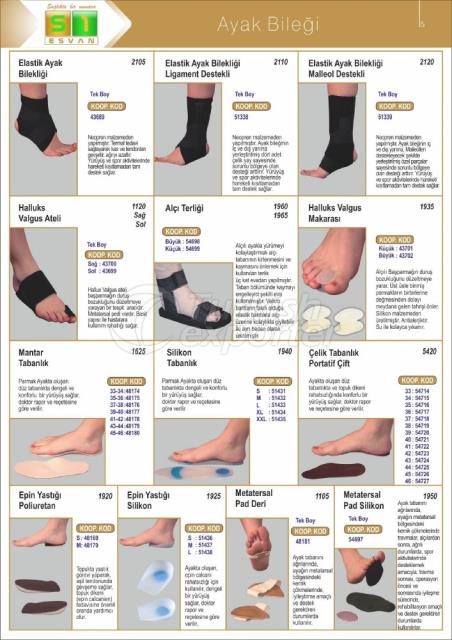 Medical Ankle Products